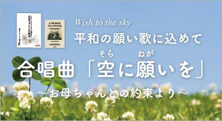 空に願いを