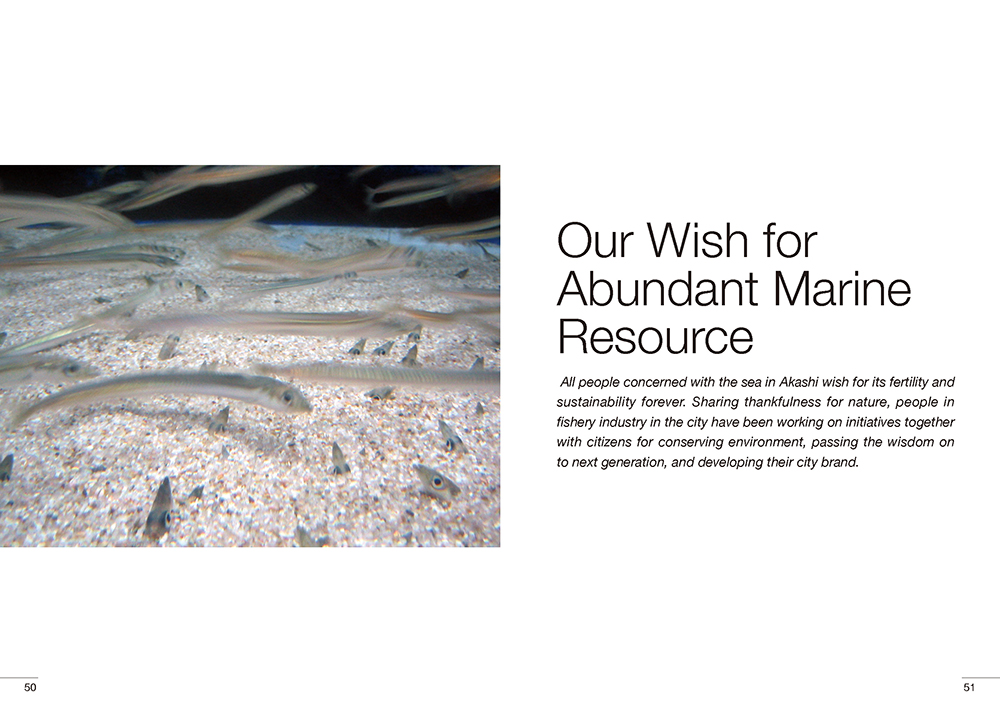 Our Wish for Abundant Marine Resource