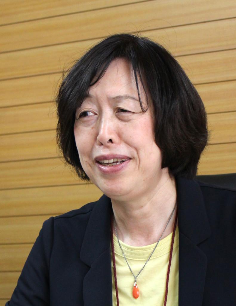 横山恵子先生